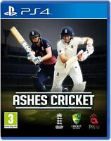 Ashes Cricket Playstation 4 PS4 **FREE UK POSTAGE!!**