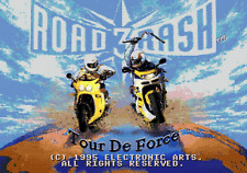 Road Rash III 3 - Sega Genesis Game