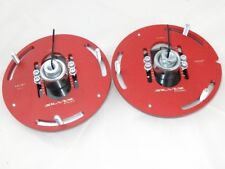 Camber Plates for Mini F55 F56 F57 red