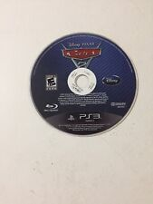 Cars 2: The Video Game (Sony PlayStation 3, 2011  Tested Comes With RePrint Art