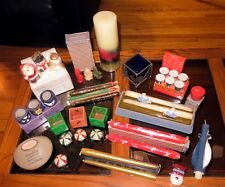 $5 Off! (Mixed Lot X19 Sets) Avon, Partylite . / Candles Candlestick Holders