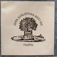 "TRAFFIC ⚠️Mint- 1970- 12""-LP-John Barleycorn Must Die- Island ILPS 9116"