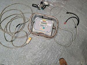 Fusion Provida AM65 Electrofusion Control Box Unit 110v Service  Required