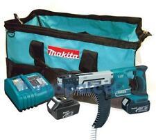 Atornilladores eléctricos de bricolaje Makita