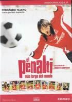 DVD El Penalti más largo del mundo