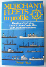 "Book: ""Merchant Fleets in Profile 3""-- Union-Castle, Allan, and Canadian Pacific"