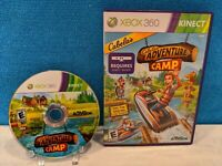 Cabela's Adventure Camp (Microsoft Xbox 360, 2011) Tested & Working