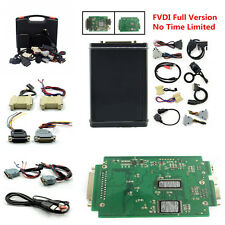 New FVDI ABRITES Full Version With 18 Software Diagnostic Tool No Time Limited