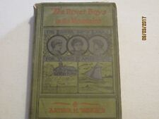 THE ROVER BOYS IN THE MOUNTAINS Arthur Winfield 1902 Young Americans Series j122