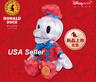 NWT Disney Donald Duck 85th Anniversary FEBRUARY Limited Edition Plush 20""