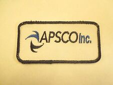 APSCO Inc. Iron On Patch - Scrap Metal, Dismantling & Recycling Company in PA