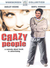 Crazy People DVD, Dick Cusack, Paul Bates, Danton Stone, David Paymer, Alan Nort