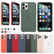 for Apple iPhone 11 pro max X XR XS MAX  OEM Silicone Case Cover
