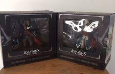 Assassins Creed IV Black Flag Edward Kenway e Barbanera UBISOFT la figura/Statua