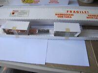 New THERMO Electron QUARTZ REACTOR P/N 468 02015