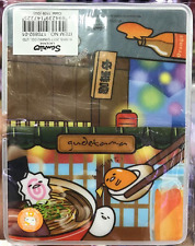 2017 Sanrio Gudetama Egg Fold Card Holder With SIM Card ~ NEW Free Shipping