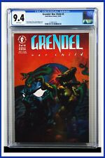Grendel War Child #3 CGC Graded 9.4 Dark Horse October 1992 Comic Book