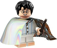 NEW LEGO HARRY POTTER IN PAJAMAS CAPE FROM SET 71022 HARRY POTTER (COLHP-15)