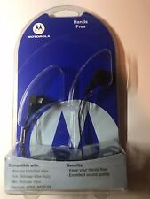 Motorola  OEM SYN1471 Mini-USB Mono Wired Headset IN MOTOROLA RETAIL PACKAGE