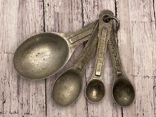 Vintage Aluminum Measuring Spoons! Sweet!