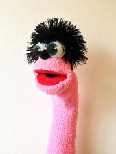 Sock Puppet New Handmade Hand Puppet
