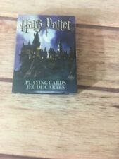 Aquarius Harry Potter Playing Cards Fantasy Mythical Collectibles New