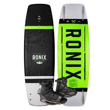 2021 Ronix District Wakeboard With Anthem Bindings