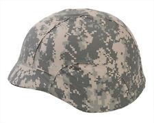 Airsoft New Tactical Digital ACU M88 PASGT Kelver Swat Helmet Cover