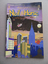 Neil The Horse 10 . Ardvark Vanaheim 1984 - FN / VF