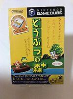 Nintendo GameCube Doubutsu no Mori Plus Animal Crossing Japan GC