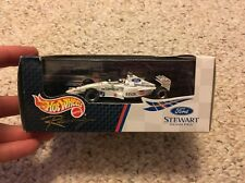 Hot Wheels Racing Ford Stewart Grand Prix SF3 Rubens Barrichello Racing Car 1:43