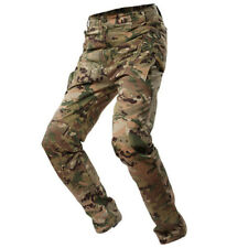 Men's Fishing Pants Soldier Tactical Waindproof Combat Hiking Outdoor Trousers