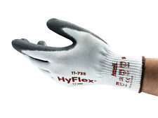 Ansell Hyflex 11-735 INTERCEPT™ Flexible Cut 5 Resistant PU Palm Coated Gloves