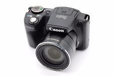 Canon Powershot SX500 Is 16.0 Mp Fotocamera Digitale - Nero - No Accessori