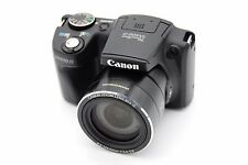 Canon PowerShot SX500 IS 16.0 MP Digital Camera - Black - NO ACCESSORIES