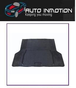 TOYOTA HI LUX 05 > DBLE CAB UNIVERSAL RUBBER BOOT MAT LINER HEAVY DUTY