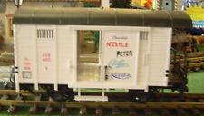 LGB G SCALE NESTLE NEW 4032 BOX CAR $84.49;   new in the original box