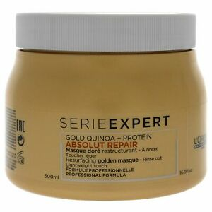 Serie Expert Absolut Repair Gold Conditioner by LOreal Professional - 16.9 oz