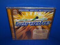 Open Mic Karaoke by Open Mic Karaoke (CD, Jun-2003) BRAND NEW! A500