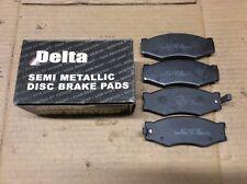 New Delta 762-D266 Semi Metallic Disc Brake Pad Pads