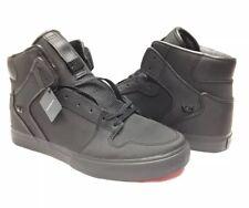Supra Footwear Vaider Red Carpet Tuf Edition (black) Mens Size 10 NIB (#10)