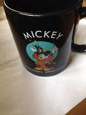 Disney Fantasia Mug - Sorcerers Apprentice - 1940-1990 Mickey Walt Disney