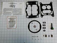 1961-66 PONTIAC CARB KIT CARTER AFB 4BARREL DOES 23 DIFFERENT MODELS ETHANOL TOL