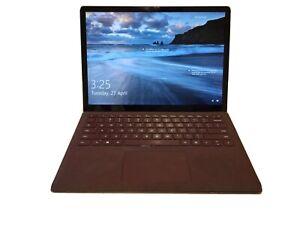 Microsoft Surface Laptop | Model:1769 | i5-7200U @2.5GHz | 256GB SSD | Win10Pro