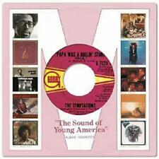 """THE COMPLETE MOTOWN SINGLES VOL 12B:1972 = sound of young amarica = 5CD+7"""" Vinyl"""