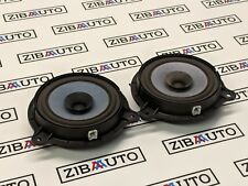 NISSAN X-TRAIL T30 INFINITY G35 DOOR SPEAKER Left Right Set EAS16P595B3 E1l1231