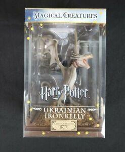 Harry Potter Magical Creatures #5 UKRAINIAN IRONBELLY  New Sealed ! Nobel Collec