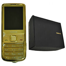Nokia 6700C-1 Classic RM-470 170MB Gold Edition Factory Unlocked 3G 2G GSM OEM