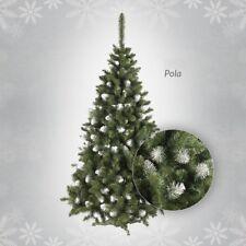 """Weihnachtsbaum Tannenbaum Tanne """"Pola""""  180cm 1,8m  Grün Weiß"""