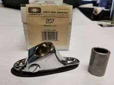 UNITY SPOT LAMP BRACKET # 207, NEW IN BOX, INSTALLATION INSTRUCTIONS AND TEMPLAT